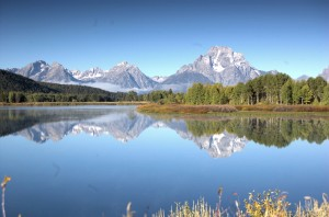 Ox Bow Bend - Grand Teton NP