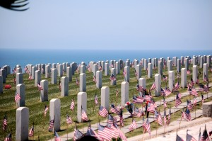 Rosecrans National Cemetery - San Diego