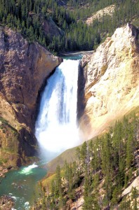 Yellowstone's Upper Falls