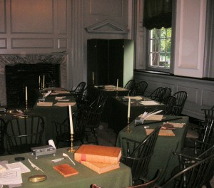 Assembly Room - Independence Hall